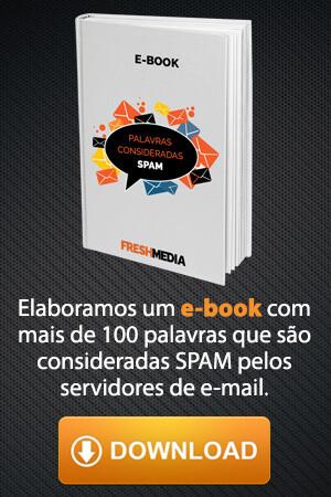 Um e-Book com palavras negativas para evitar que seus e-mails virem spam